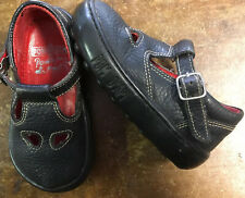 *POM D'API* Hochwertige & gute Leder-Lauflernschuhe/Sandale Frankreich Gr.21
