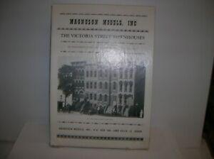 """MAGNUSON MODELS # 506  HO KIT """" THE VICTORIA STREET TOWNHOUSES   """"  LOT # 21501"""