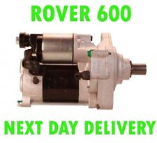 ROVER 600 1993 1994 1995 1996 1997 1998 1999 NEW REMANUFACTURED STARTER MOTOR