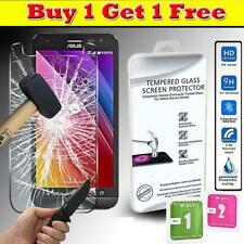 "100% Genuine Tempered Glass Screen Protector Cover For Asus ZenFone 2 Laser 5"" Z"