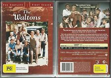 THE WALTONS COMPLETE SERIES 1 RICHARD THOMAS ALL 24 EPISODES GREAT NEW 5 DVD SET