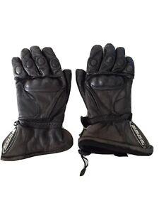 Harley-Davidson FXRG Gore Tex waterproof leather gloves Large
