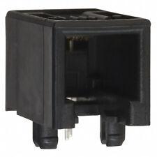 10 pcs. 95001-2441  MOLEX  RJ11  Buchse 4P4C abgewinkelt  ungeschirmt  PCB  #BP