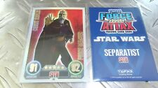 COUNT DOOKU 185 - Force Meister -  Clone Wars Serie 1 - Star Wars - Force Attax