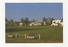 Bognor Regis Caravan Club Site Postcard 427a