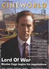 Cineworld Magazine - Nicholas Cage - Lord of War