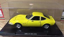 "DIE CAST "" OPEL GT 1900 (1970) "" SCALA 1/24  AUTO VINTAGE"