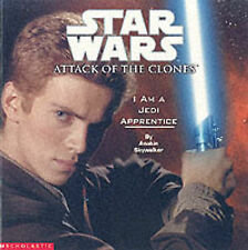 "I am a Jedi Apprentice Picture Book (""Episode II Star Wars""), Cerasini, Marc, Ne"