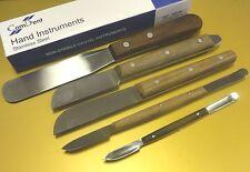 Dental Alginate & Plaster Mixing Spatula & Carvers Set * St Steel CE * Ref:-ST05