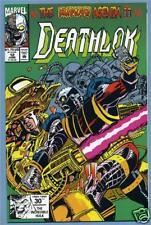 Deathlok #12 1992 Marvel Comics
