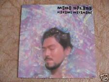 LP KAZUMI WATANABE - MOBO SPLASH / pressage japon / excellent état