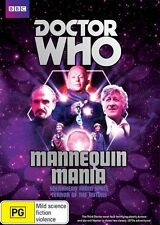 Doctor Who: Mannequin Mania DVD R4