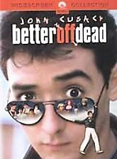 Better Off Dead Dvd Savage Steve Holland(Dir) 1985