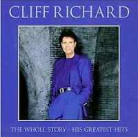 Cliff Richard - The Whole Story - His Greatest Hits 2 CD NEU Beste