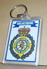 South Western Ambulance Service key ring..