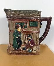 ROYAL DOULTON OLIVER TWIST CHARLES DICKENS JUG *** EXCELLANT CONDITION ***
