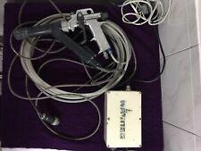 Wagner GM100 Elektrostatik Airless Spray Gun Lackierpistole 250 Bar +Steuergerät