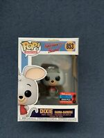 Hanna Barbera Huckleberry Hound Dixie 2020 NYCC 2500 PCS Exclusive LE Funko Pop