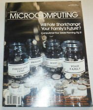 Kilobaud Microcomputing Magazine Shortchange Your Family October 1980 120414R