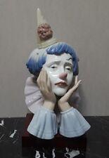 Lladro Clown Head