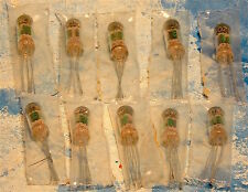 NOS JAN 6021W Sub-Miniature Vacuum Tubes (set of 10)