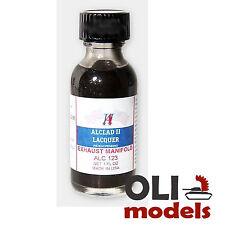 Exhaust Manifold Lacquer 1oz Bottle - ALCLAD II LACQUER 123