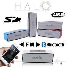 CASSA PORTATILE CON FM SD USB BLUETOOTH MP3 SMARTPHONE SPEAKER ALTOPARLANTE WS