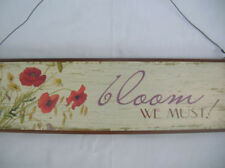 Garden Decorative Hanging Signs
