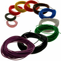 Stranded Core Hook Up 7/0.2mm 1000V PVC Ø1.2mm Equipment Wire 11 Colours