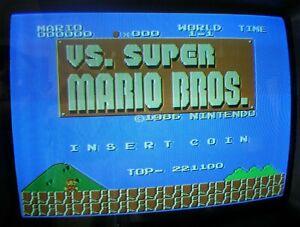 VS SUPER MARIO BROS - Nintendo Arcade - MAIN LOGIC PCB w/ Super Mario Bros Kit
