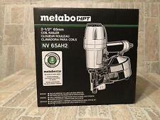 "~NEW Hitachi Metabo HPT 2-1/2"" Coil Nailer NV65AH2"