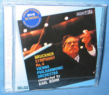 Bruckner: Symphony No. 4 CD 2007 Decca - New / Sealed FREE SHIPPING