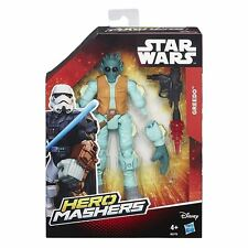 Star Wars B3770 Episode IV Hero Mashers Greedo Action Figure Toy