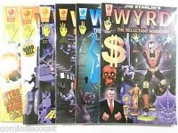 Jim Starlins WYRD # 1,2,3,4,5,6 of 6  komplett ( Amaze Ink / SLG, englisch )