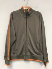 Calvin Klein Sport Men Panel Track Full Zip Jacket and pant Suit Polyester LARGE