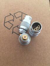 LEMO ADAPTER FFA.2C / DPA Mic DAD6004 MicroDot to 6-pin Lemo Connector x 1