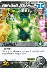 GREEN LANTERN POWER BATTERY DC Deck Building Game card /SINESTRO RIVALS