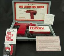 """Vintage 1976 Swingline """"The Little Red Fixer"""" w/Case Excellent Used Condition"""