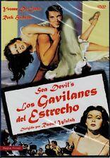 Los gavilanes del estrecho (Sea Devils) (DVD Nuevo)