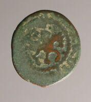 M43-03  ARMENIA,  Smpad. 1296-1298AD      AE Kardez     Smpad on horseback