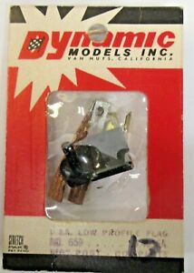 1960's Dynamic #659 LOW PROFILE FLAG (guide) 1:24 1:32 slot cars