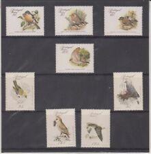 1987- 1988 Portugal Madeira Rare Birds Pack