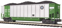 MTH 1:48 O Scale BNSF Coalporter Hopper w/ Coalload #668424 Train Car #20-97116
