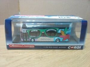 Corgi Om 46512A Scarce Brighton And Hove Bus