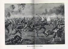 Deutsche Geschichte Militär Feldzug 1870 Kriegs Erinnerungen Prachtausgabe 1900