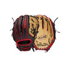 "2021 Wilson A500 Infield Glove 10.5"" WBW100143105 Baseball RHT Glove"