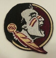 Florida State Seminoles FSU~Embroidered PATCH~3 3/8 x 2 7/8~Iron or Sew~MAIL