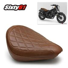 Honda Rebel 300 500 Seat Cover 2017 2018 2019 2020 Luimoto Vintage Brown Front