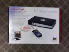 VIEWSONIC N4 VIDEO PROCESSOR - MAKE YOUR MONITOR A TV - NIB