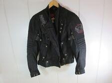 100 Anniv. Harley-Davidson Nylon Jacket w/ Removable Liner and Armor Women's S